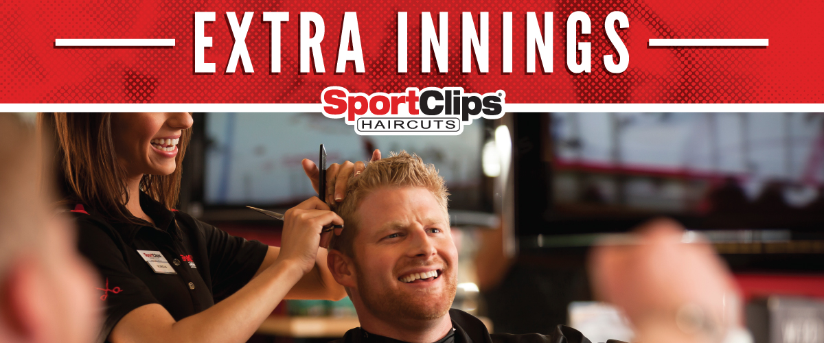 The Sport Clips Haircuts of Hamilton - The Shoppes at AMC  Extra Innings Offerings